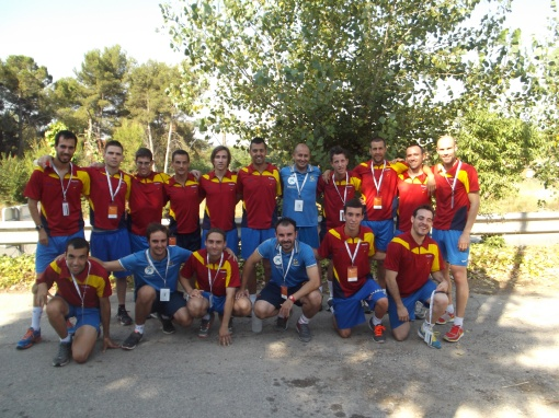 Copa Intercontinental 2013, Sant Cugat del Valles, Barcelon.